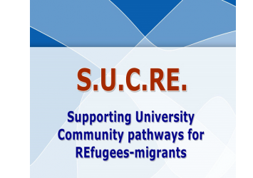 SUCRE - Supporting University Community pathways for REfugees-migrants