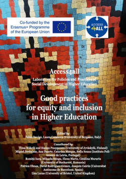 Good Practices for equity and inclusion in Higher Education