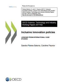 Inclusive innovation policies: Lessons from international case studies